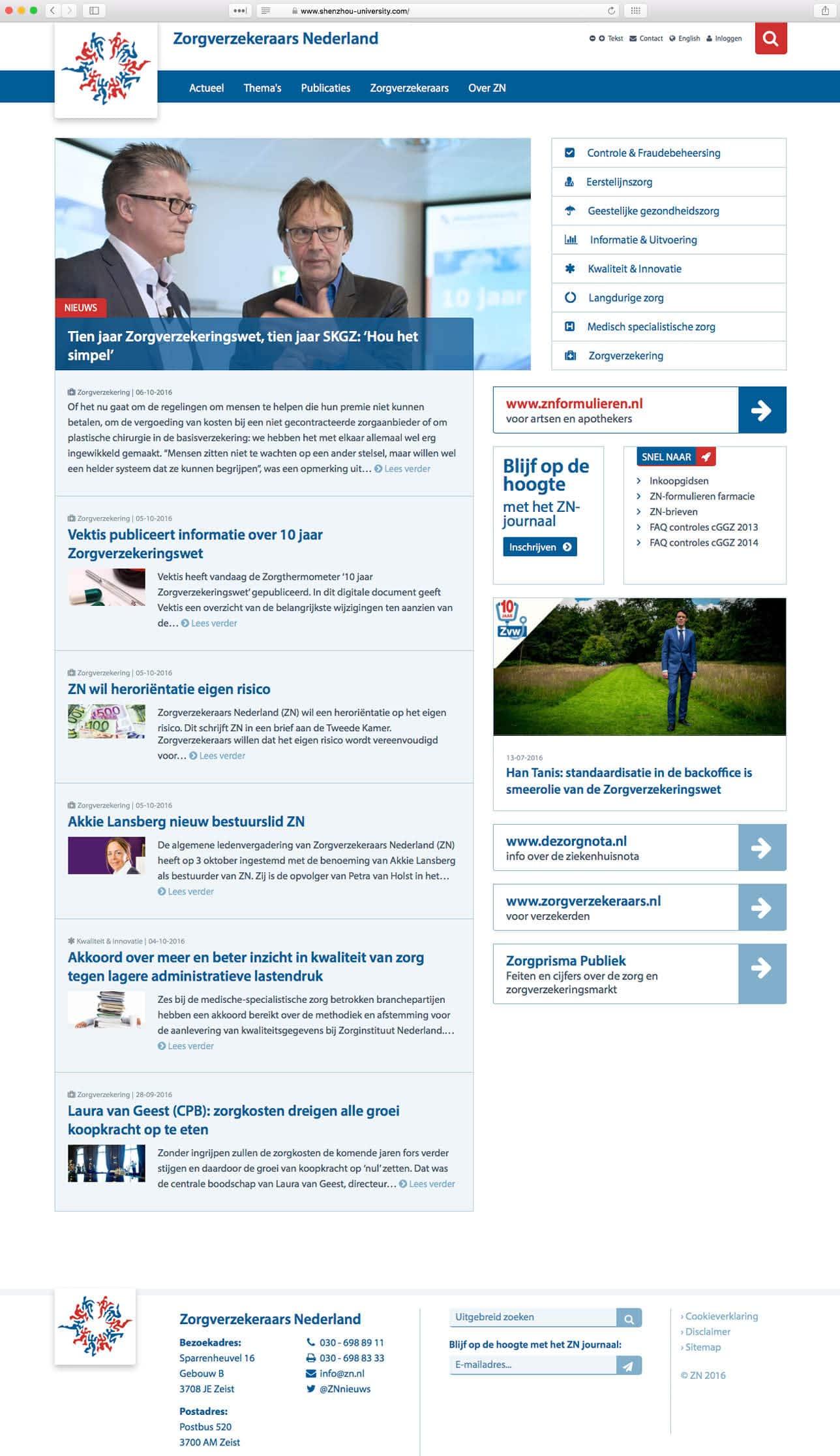 Homepage-Webdesign-voor-ZN-van-studio-SNH