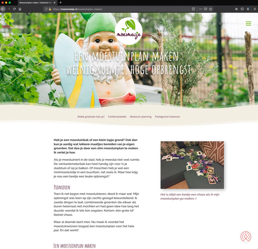 Moestuinplan-Moesmeisje---Divi---studio-SH-webdesign