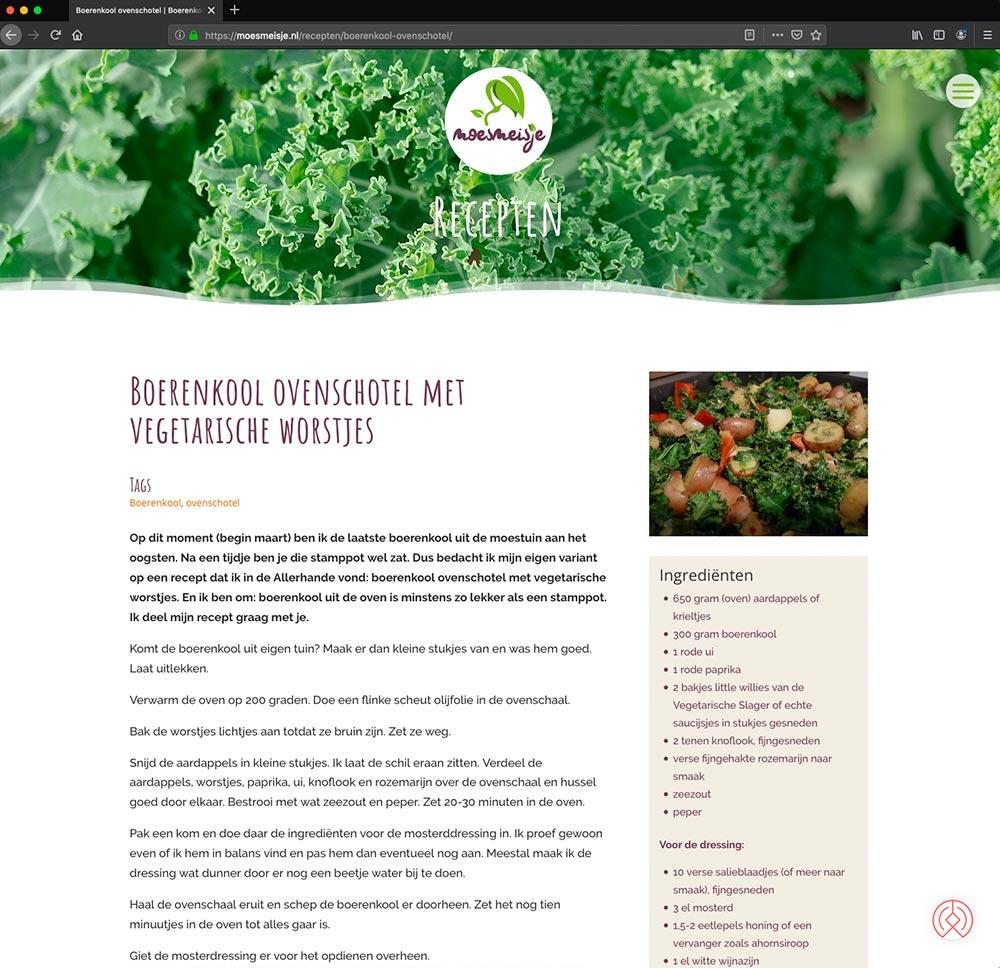 Recepten-Moesmeisje---Divi---studio-SH-webdesign