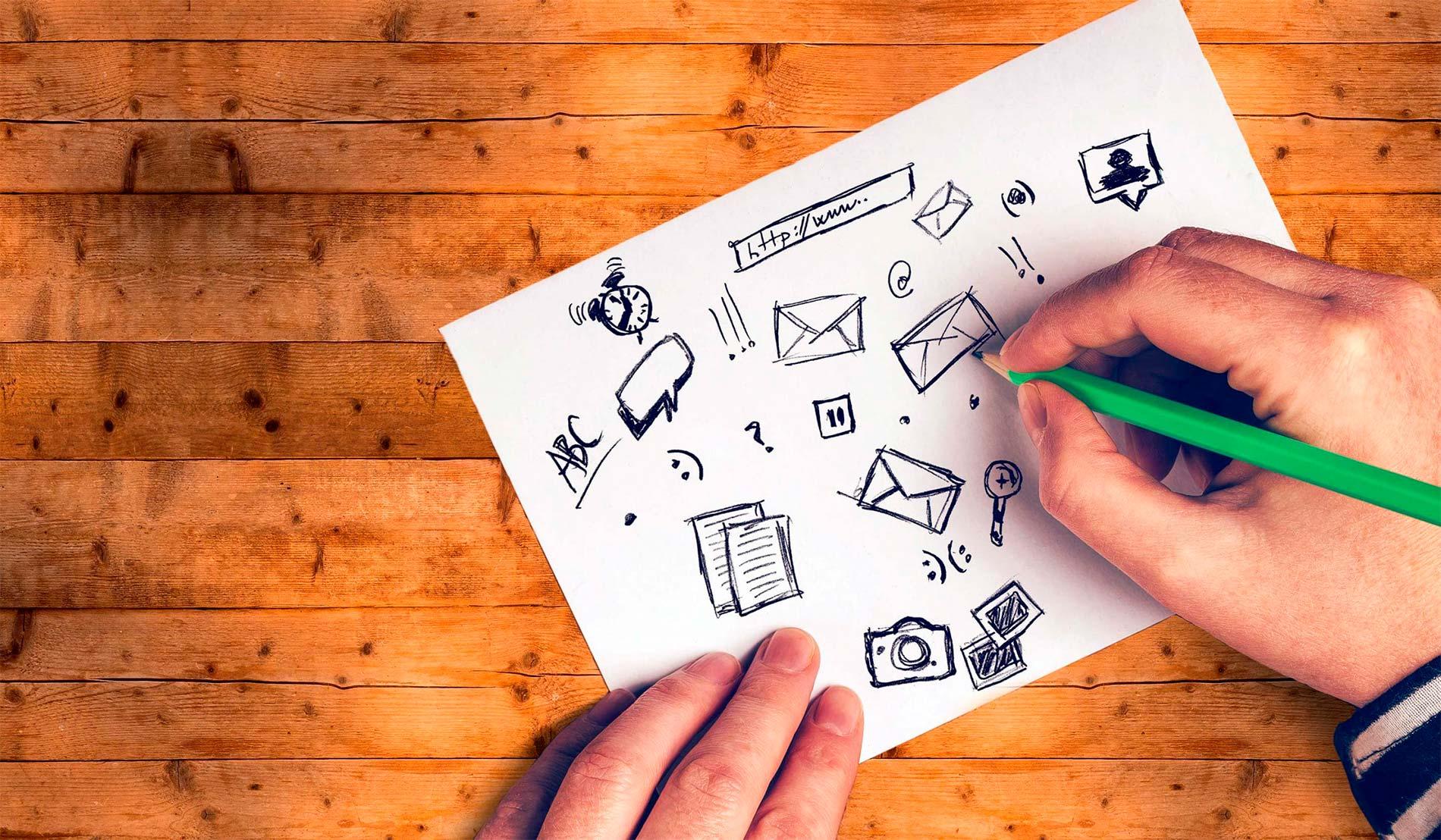 Grafisch ontwerp en webdesign waar je blij van wordt