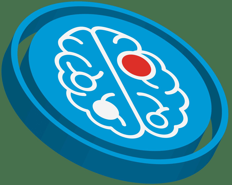 3d icoon Cognitief gedragsmatige technieken_studiosnh grafisch ontwerp