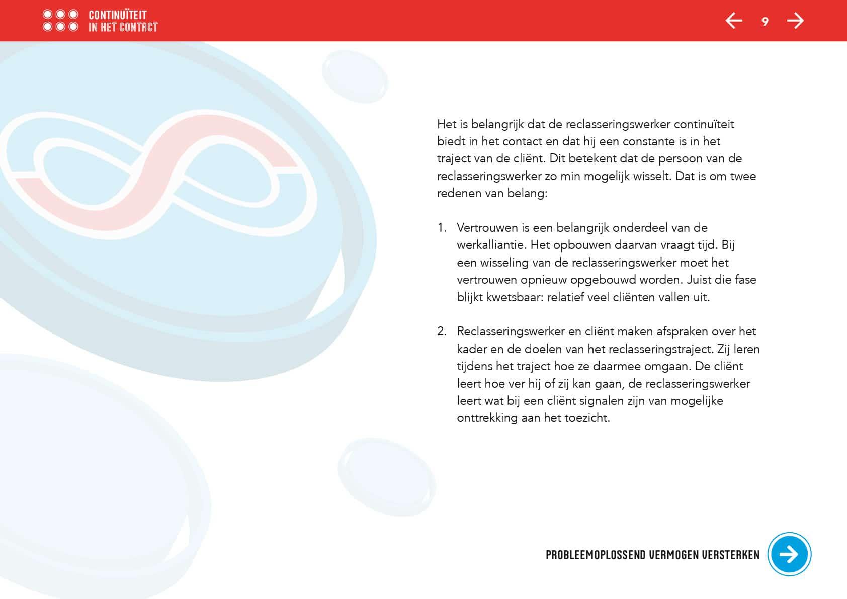 iPDF Effectief werken aan de afbouw van delinquent gedrag_Continuiteit in het contact vervolg _studiosnh grafisch ontwerp